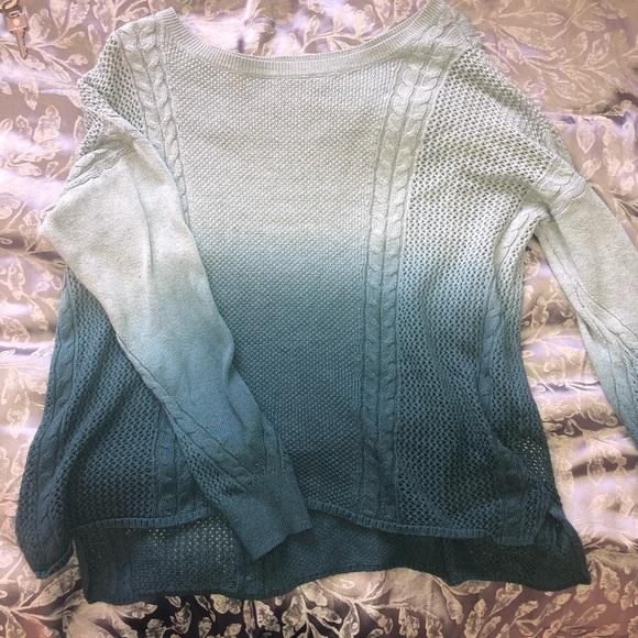 Ombré AE Sweater